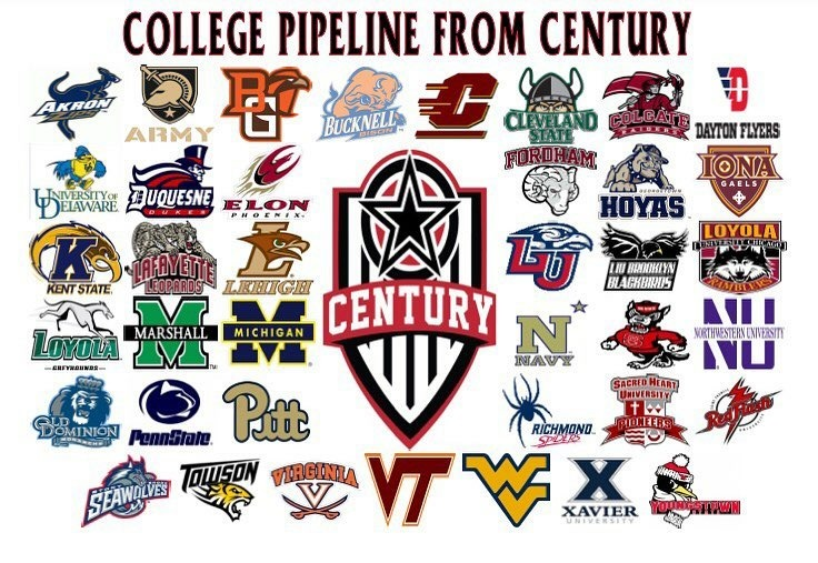 bc1aa330401 Century Pipeline to D1 Soccer